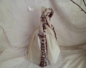SALE Wire and papier mache Sculpture  The Winter's Tale