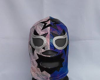 Superastro Wrestling Mask Mexican Mardi Gras day of the dead halloween party masks Horror movie masquerade Mexican luchador mask
