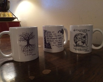 3-piece Mug Set