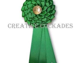 Irish Brigade Badge