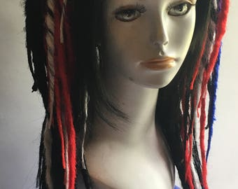 Custom Dread Wig For Alexandra