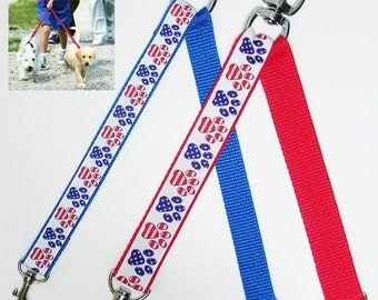 Double Dog Leash Coupler (Small)