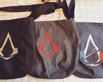 Your Favourite Assassin tote bag