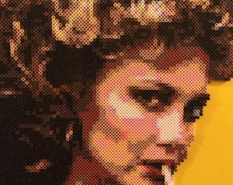 Sandy | Olivia Newton John | Grease Fan Art | 16x20 Canvas