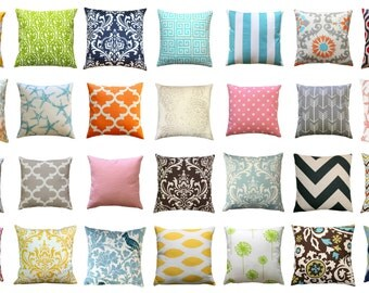 Throw Pillows Etsy