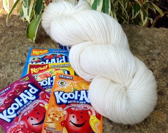 Dye your own yarn kit