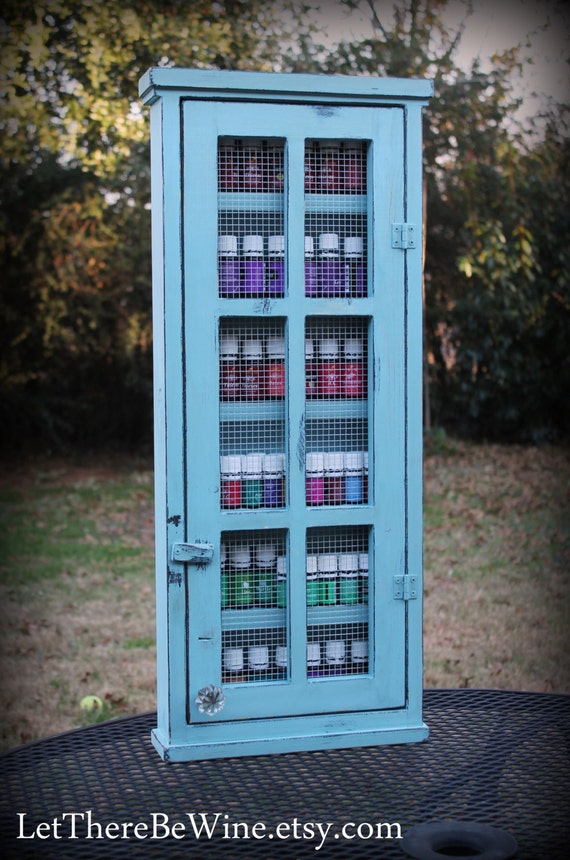 Essential Oil Storage Shelving Nail Polish By Lettherebewine
