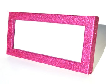 glitter cosmetology license frame business license frame glitter frame license frame