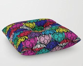 Mi Corazon Floor Cushion