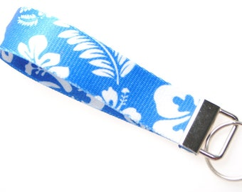 Blue Hawaiian Key Fob