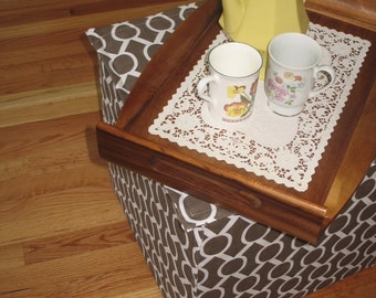 """Square Ottoman Slipcover Made To Order in this Size 16-1/2"""" wide x 16-1/2"""" deep x 16-1/2"""" high"""