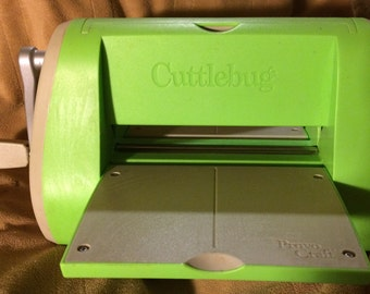 Provo Craft Original CUTTLEBUG Die Cutting Machine