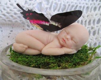 a baby fairy for your fairy garden