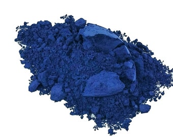 MIDNIGHT Dark Blue Eye Shadow Matte Dark Blue Natural organic Makeup Eyeshadow Mineral Makeup Vegan Natural  MIDNIGHT