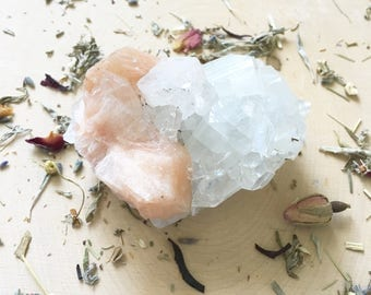 Large Apophillite Crystal