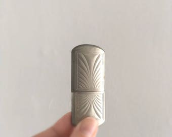 Vintage Art Deco Lighter // Vintage French Lighter