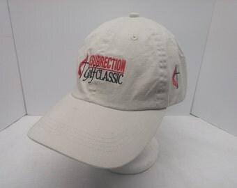 Vintage 1990s Trucker Ball Cap, Dad Hat - Church of the Resurrection Golf Classic - Kansas, Rockabilly, Religious, Retro, Mens Accessories