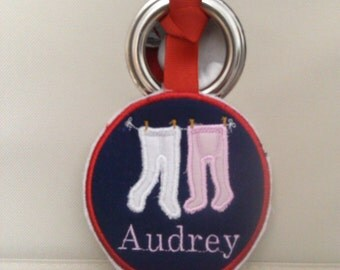 custom closet organization tags/ nursery organization/ shared closet organization tags/ personalized tags