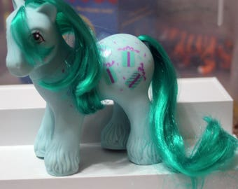My Little Pony Daddy Sweet Celebrations Delight 1980s G1