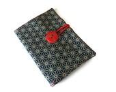 Blue Tea Bag Holder - Wallet for Tea Bags - Card Wallet - Tea Bag Wallet - Teabag Wallet - Teabag Case