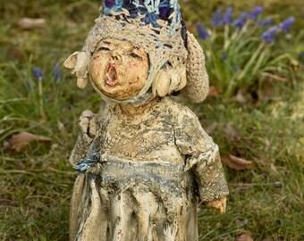 Scillia Montomerry 38cm Doris Geiger Puppe