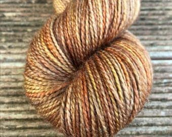 Sultana hand dyed sock yarn