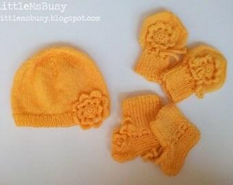 Sweet Keira Baby Gift Set Size 0000