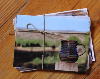 If we were having coffee... Greeting Cards - Set of 5