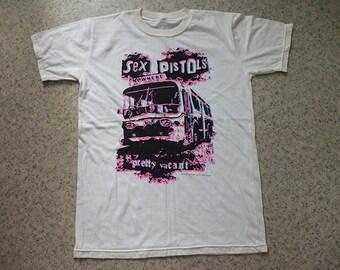UK Punk Rock Retro Rock Heavy Metal T-Shirt M