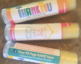 We're #1 Consultants Lip Balm, 120, Chapstick, personalized Thank you gifts,Marketing Kit,Business Cards, Live Sales, numbers