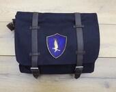 Ravenclaw Messenger bag Harry Potter satchel canvas