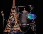Ecto-Fairy Steam Vault