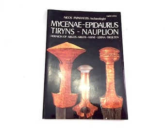 Argolis Archeology Guide, 1978