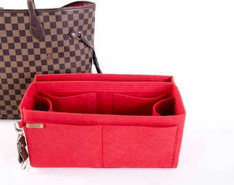 Louis Vuitton Bag insert Purse insert organizer  + 2 water bottle holder+ Ipad placer + Macbook or Notebook holder, EXPRESS SHIPPING