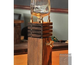 Rustic Wine Whiskey Decantur