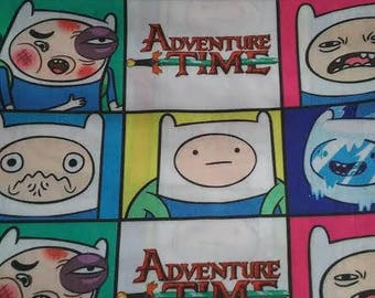 Adventure Time Fabric