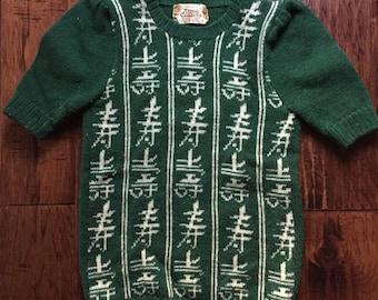 Vintage Annie Cousins Wool Sweater