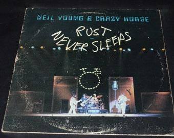 Neil Young Album Etsy