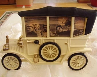 Vintage Automobile PICTURE FRAME