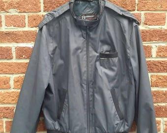 Vintage 80s Members Only Jacket // Mens Retro Jacket