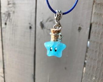 Glowy Star Buddy - Blue