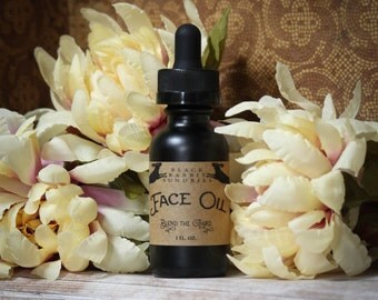 Face Oil: Blend the Third
