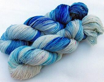 Handdyed SockYarn, 75 Wool, 25 Nylon 100g 3.5 oz. Nr. 749