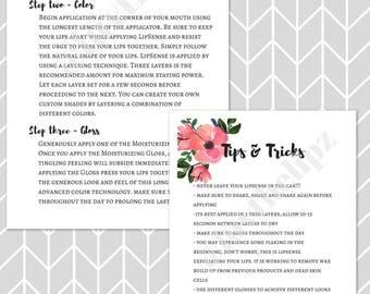 Lipsense Tips and Tricks