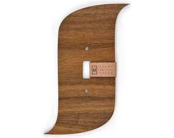 Mid-Century Modern Light Switch Cover #002 by ModSwitch