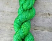 Merino Sock- EMERALD JEWEL Suzy Parker Yarns -  400m/ 437yards 100grams