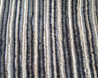 Upholstery Fabric Woven Fabric Yarn Dyed Home Decorating Fabric Sold by Yard