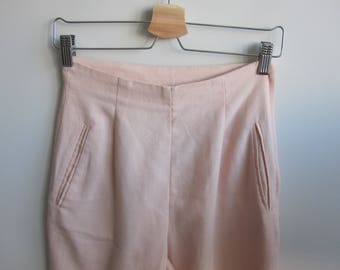 Light Pink High waisted Pants