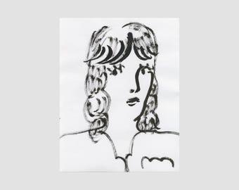 A Good Hair Day print
