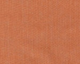 Peppered Cottons, Pale Persimmon by Pepper Cory for Studio e fabrics.